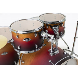 Pearl Export Lacquer Standard EXL725BR Ember Dawn