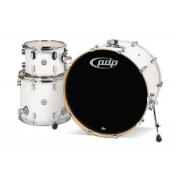 PDP by DW Concept Maple Rock Pearlescent white