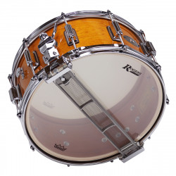 """Rogers Dyna-Sonic Fruit Wood Stain Finish 14x6.5"""""""