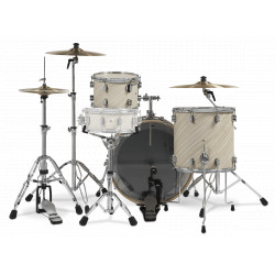 PDP by DW Concept Maple Rock Twisted Ivory