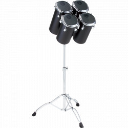 Tama 7850N4H Set 4 Octobans High Pitch con Soporte