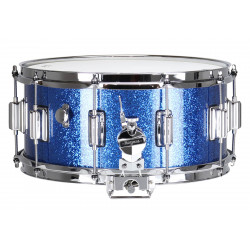 Rogers Dyna-Sonic Blue Sparkle 14x6.5""