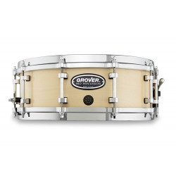 """Grover G1-5-N Concert Snare Drum Natural 14x5"""""""
