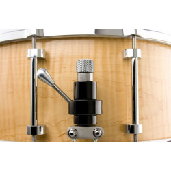 """Grover G1-6-N Concert Snare Drum Natural 14x6.5"""""""