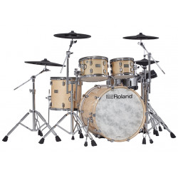 Roland VAD706-GN E-Drum Set Acoustic Design Natural