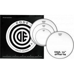 """Code Pack DNA Coated Fusion + 14"""" DNA Coated"""