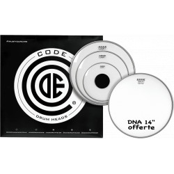 Code Pack Law Clear Fusion + DNA Coated