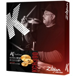 Zildjian Set Platos K Custom Hybrid