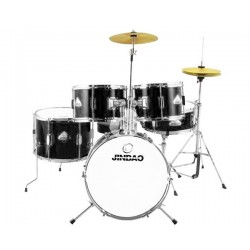 Jinbao Drumset Junior 1045 Black