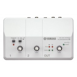 Yamaha Audiogram 3 Interface