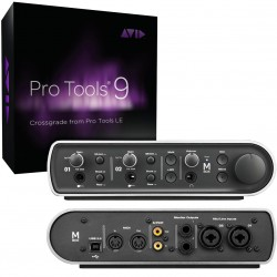 Avid MBox + Pro Tools 9 Interface Audio