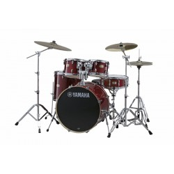 Yamaha Stage Custom Birch Standard Cranberry Red