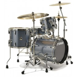 Sonor Safari Shell Set Black Spakle