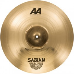 "Sabian Crash 18"" AA Raw Bell Natural"