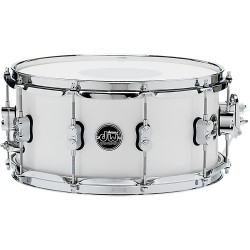 DW Caja Performance Pearlescent White 14x6.5""